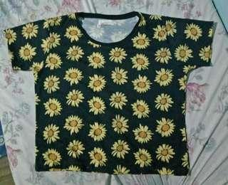Bench Floral Top