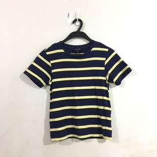 Topshop Stripe Tshirt