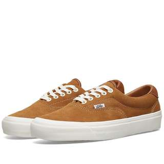 4a9a13309b Vans Vault OG Era 59 LX Tobacco Brown
