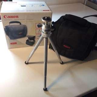 Canon digital camera kit (TRIPOD SOLD)