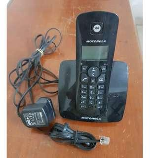 Motorola C401A Digital Cordless Phone