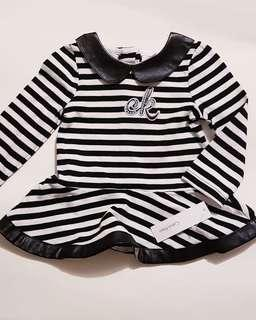 CALVIN KLIEN long sleeve size 12 months brand new