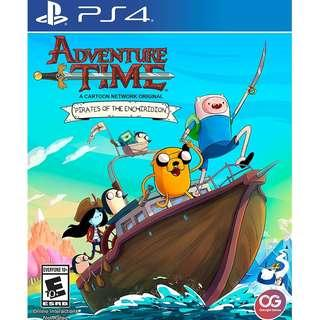 🚚 PS4 ADVENTURE TIME PIRATES OF THE ENCHIRIDION (R2 EUR)