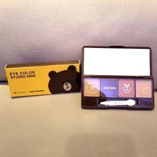 Missha x Line Friends 眼影 Eye shadow