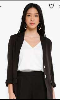 BNWT Zalora Oversized blazer