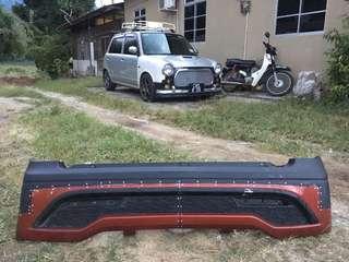 Bumper kelisa custom