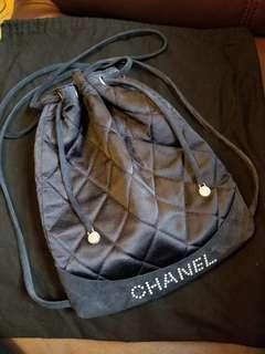 Chanel 中古索繩小背包