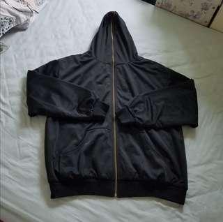 🈹 男裝 黑色 拉鍊 外套