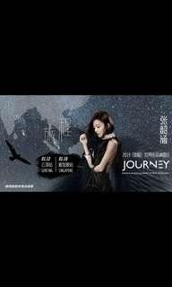 🚚 Buying Angela zhang 张韶涵 2019 Journey concert VIP ticket with photo opportunity