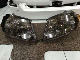 Toyota Alphard ANH10 Original Headlamp