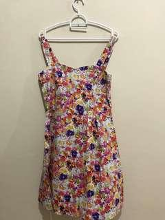 Hardware short dress