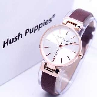 Kondisi baru Hush puppies jam (free batre)