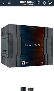 Halo 5 guardians limited collector  edition - brand new