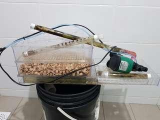 Fish Tank Filtration Set