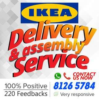 IKEA Concierge Service / Delivery / Installation & Assembly