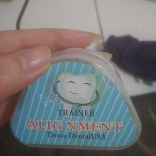 Trainer aligment dental usa