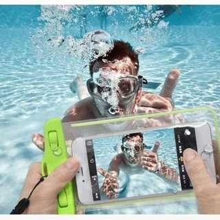 Waterproof phone bag pouch case casing