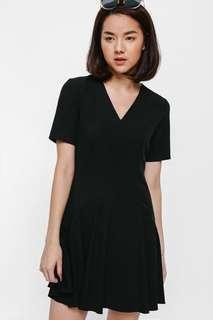 Love Bonito Basicca Flounce Dress