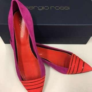 Sergio Rossi Shoe (全新)買錯尺碼平讓 - size 36