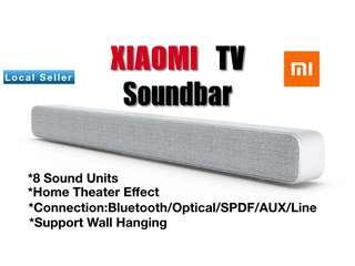 Xiaomi 33-inch TV Soundbar Wired and Wireless Bluetooth Audio Speaker INT VersionCN Plug