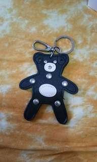 Keychain or bag tag