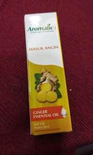 AROMATIC GINGER OIL