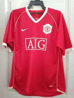 Manchester United 2006/07