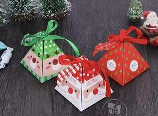 Christmas Gift Box (Santa Claus)