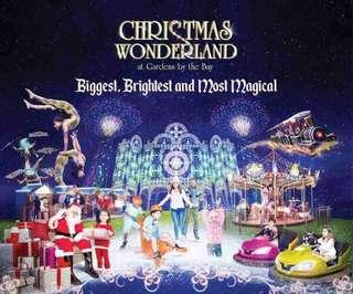 Christmas Wonderland + Ocbc Skyway