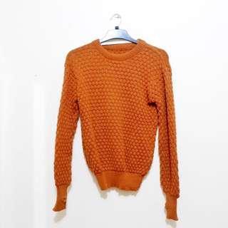 Brick Knit Sweater