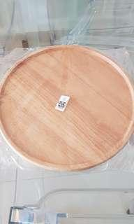 Wooden plating