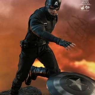 放全新黑隊長,啡盒未開