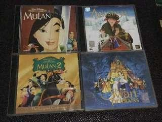 Original VCDs @ P50 each! Buy all @ P200