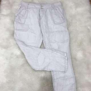 PRELOVED Marks&Spencer Soft Khaki Pants