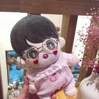 [20CM] Doll Peach Overall Set !!