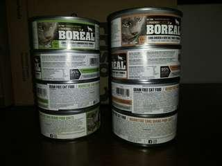 Boreal 5.5oz Canned Wet Food