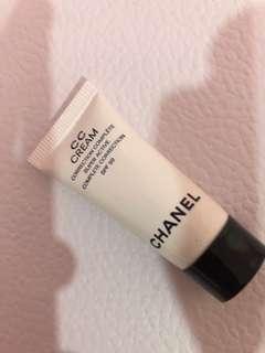 Chanel CC Cream Tester