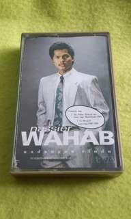 WAHAB  undangan rindu cassette tape not vinyl record