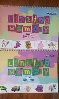 Linking Memory Books
