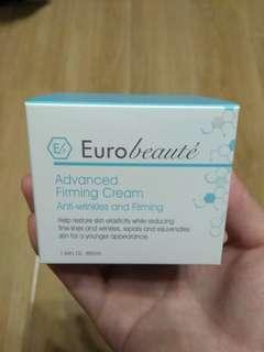 Eurobeaute advanced firming cream 活效緊緻修護霜 50ml