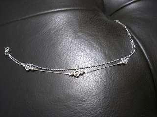 S925 Dainty Flower Bracelet #PRECNY60