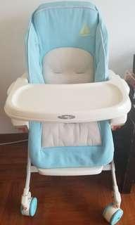 Combi High Chair 8成新