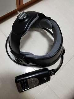 OSIM uCrown 按摩皇冠 OS-3505 音樂放鬆 頭部頸部 熱敷震動按摩