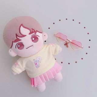 [20CM] Doll Clothes & Skirts