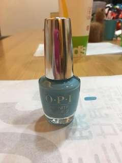 🚚 OPI如膠似漆藍色指甲油