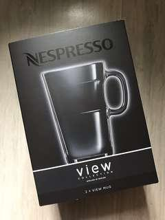 Nespresso View Mug x 2