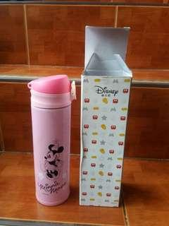 Minnie Mouse Stainless Steel Water Bottle