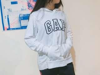 Gap白色帽t(美國買回)