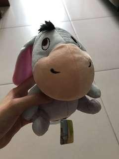 BNWT Baby Eeyore (Winnie the Pooh)