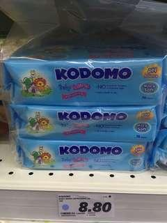 Kodomo Baby Wipes